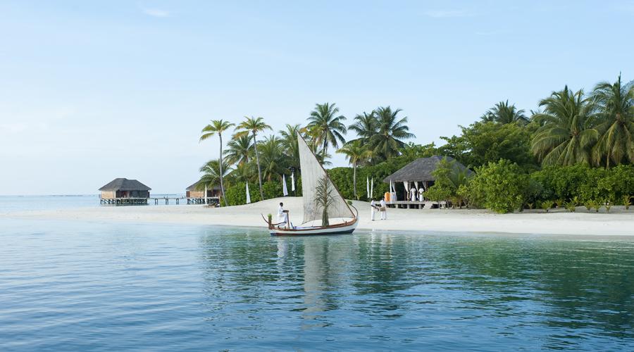 Conrad Maldives Rangali Blue Waters