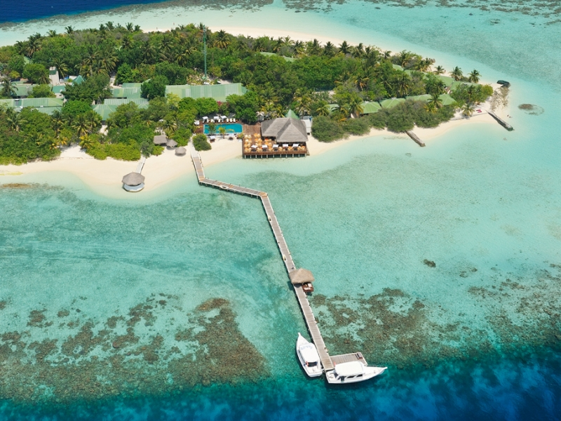 Eriyadu Island Resort Overview