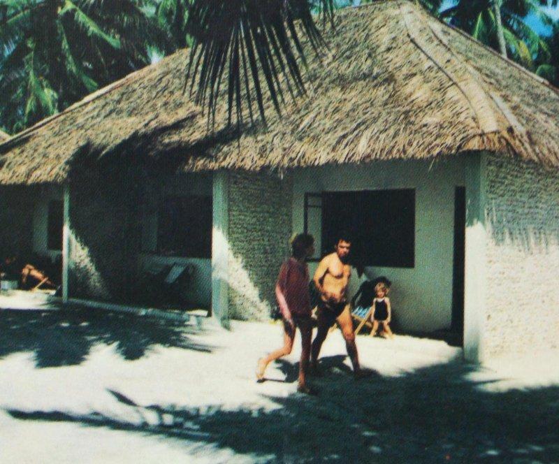 Kurumba, first resort in Maldives