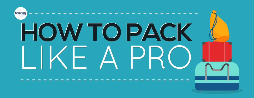 How To Pack Light Like a Pro