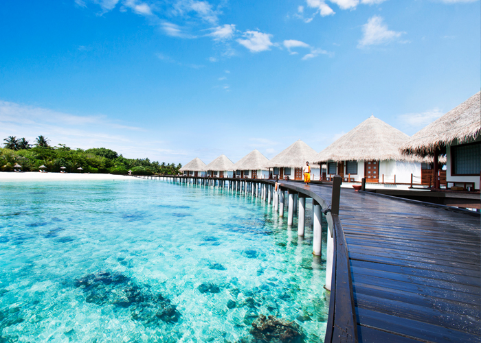 A look back in time : How Maldives become the worlds' best beach destination