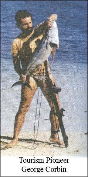 George Corbin - Tourism Pioneer
